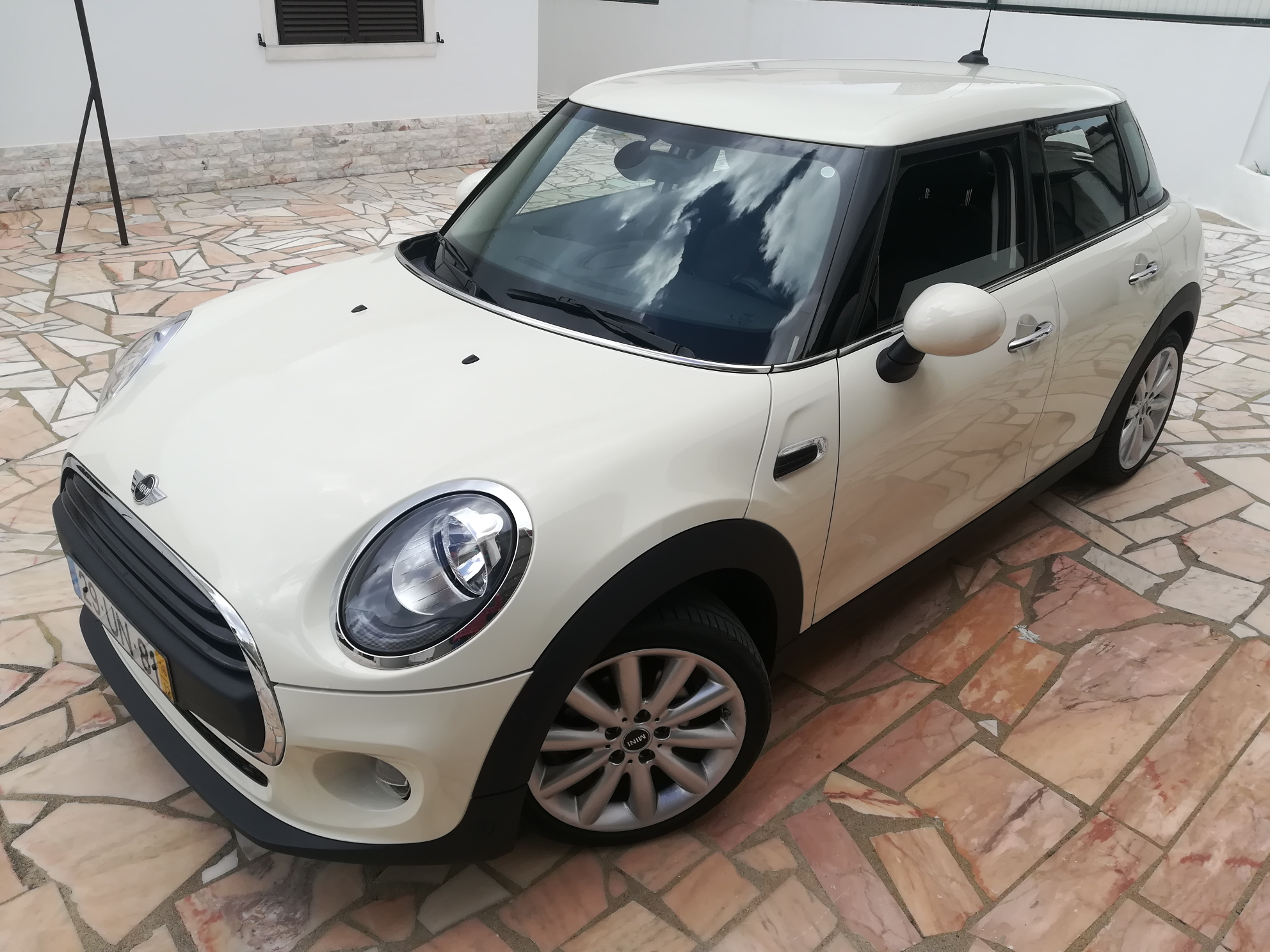Mini One D NAVI, J17